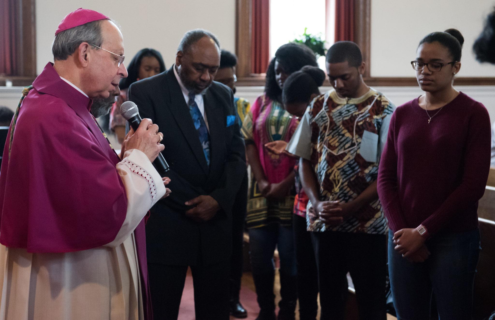 Archbishop Lori Community Prayer - The Catholic Community Foundation